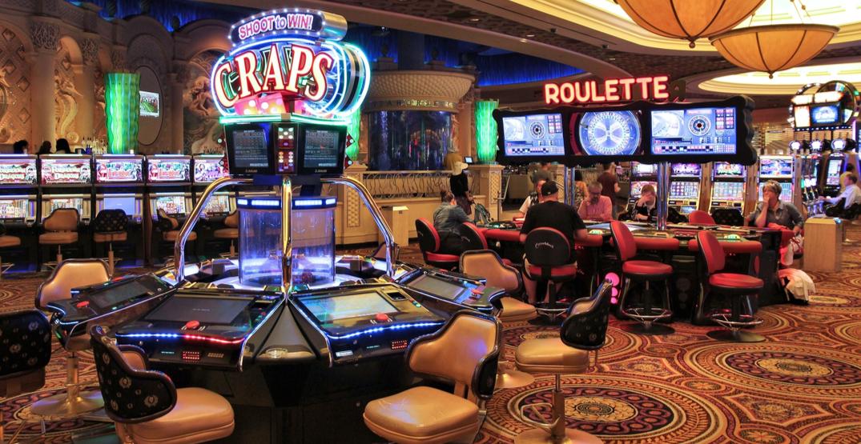 Las Vegas casinos are reopening next month