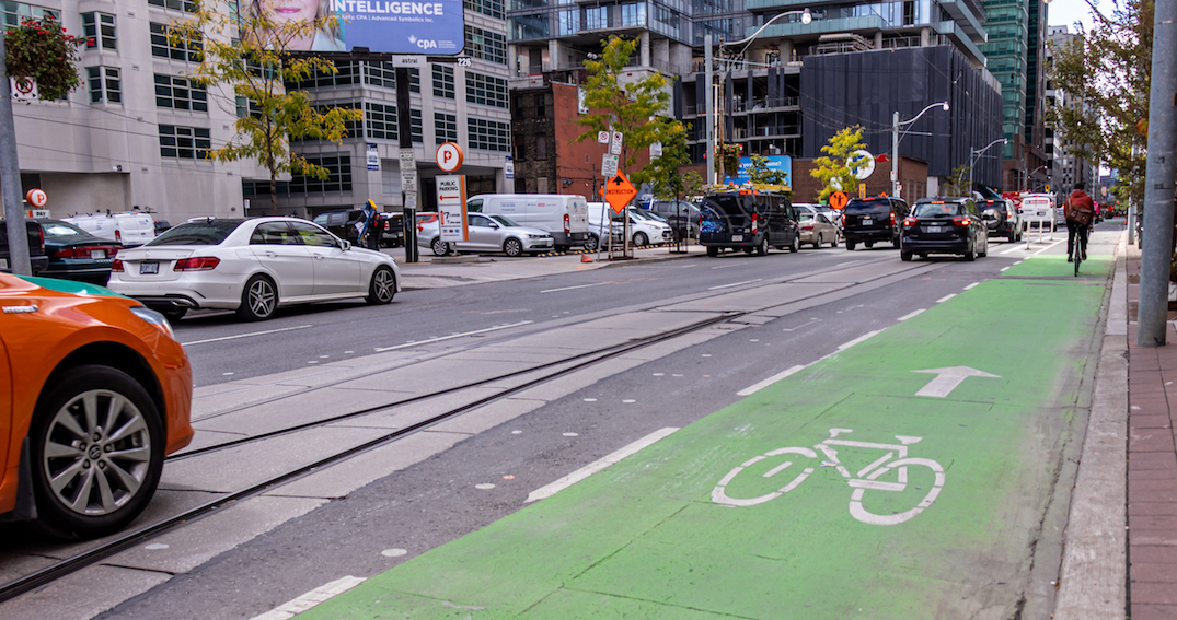 Toronto approves 40 km of expanded and accelerated bike routes
