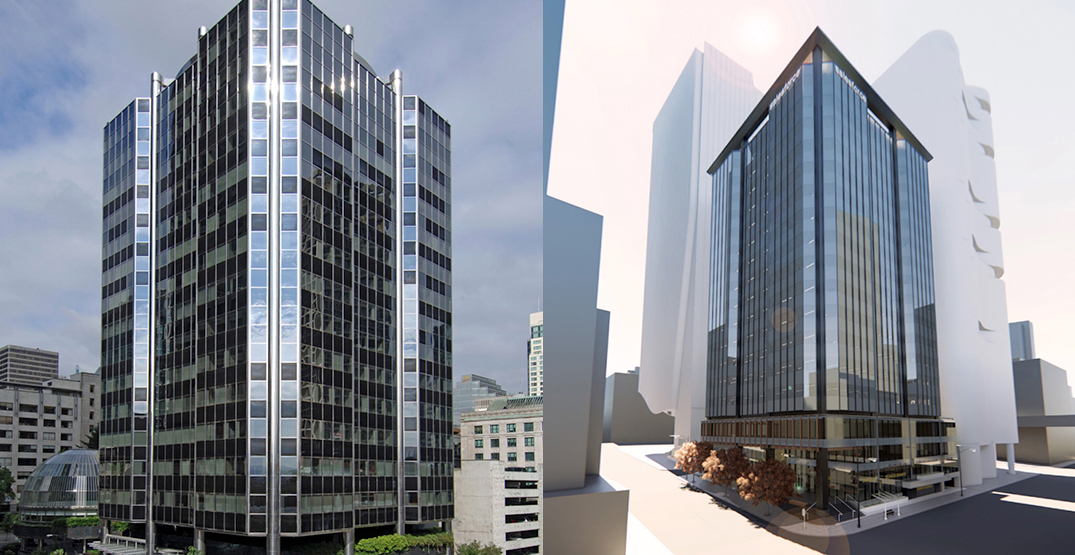 Overhaul proposed for Salesforce office tower across from Waterfront Station