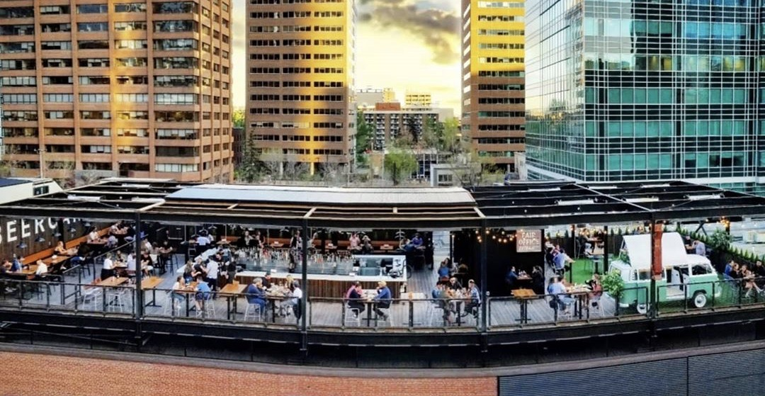 3 awesome rooftop patios to check out in Calgary right now