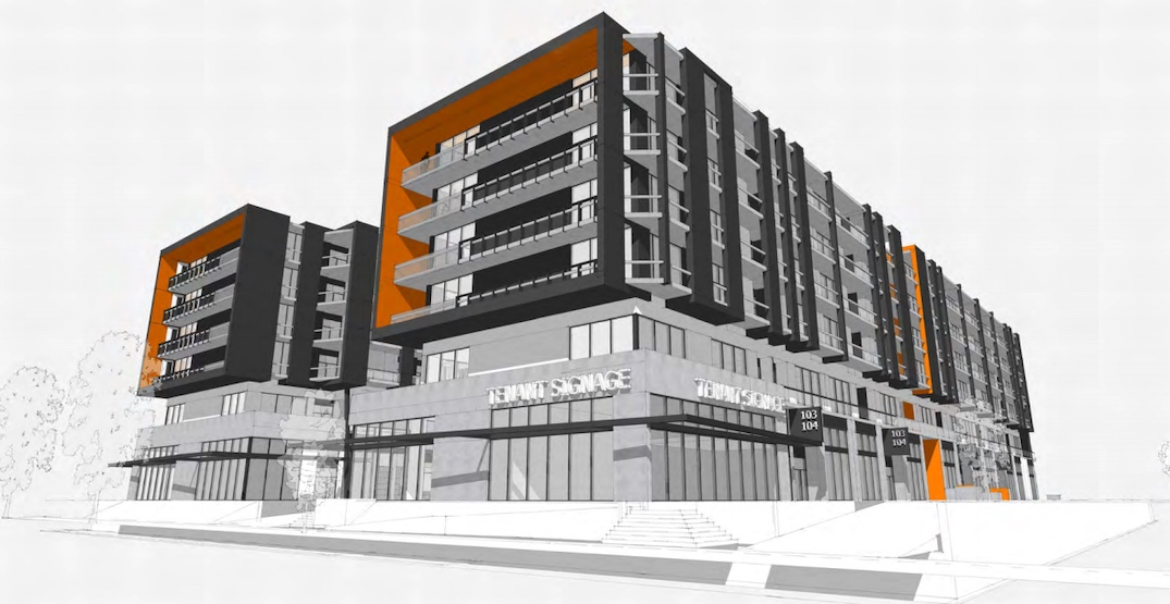 Vertical industrial buildings proposed for South Vancouver