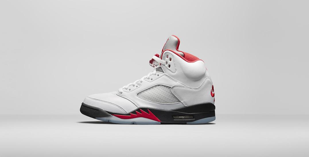 Win a free pair of Jordan 5 retro sneakers from Heat Vault (CONTEST)