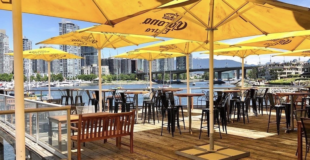 9 stellar Vancouver patios that are open for dine-in service