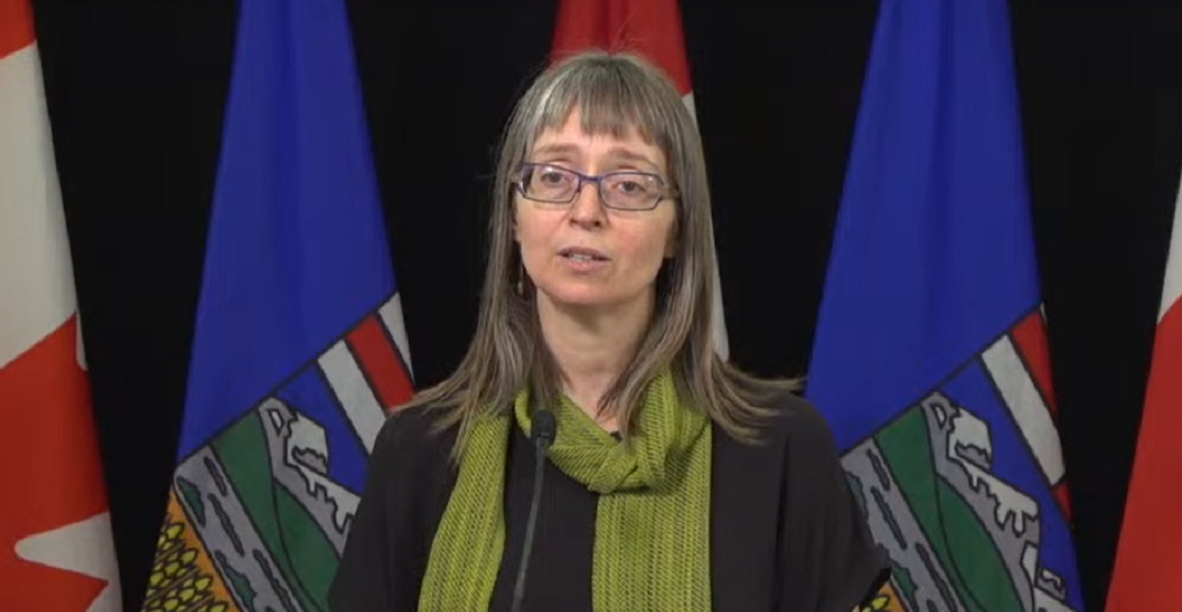 Alberta sees 153 new COVID-19 cases as hospitalizations continue to decline