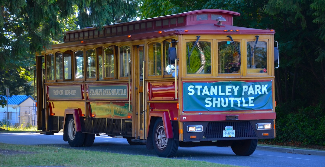 TransLink says a new Stanley Park bus route is currently unfeasible