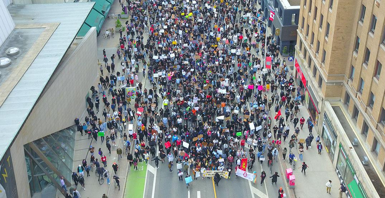 Massive Toronto protest demands Justice for Regis