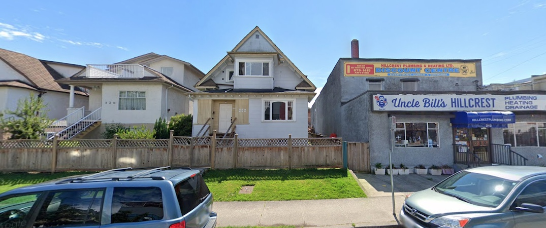 222 East 17th Avenue Vancouver
