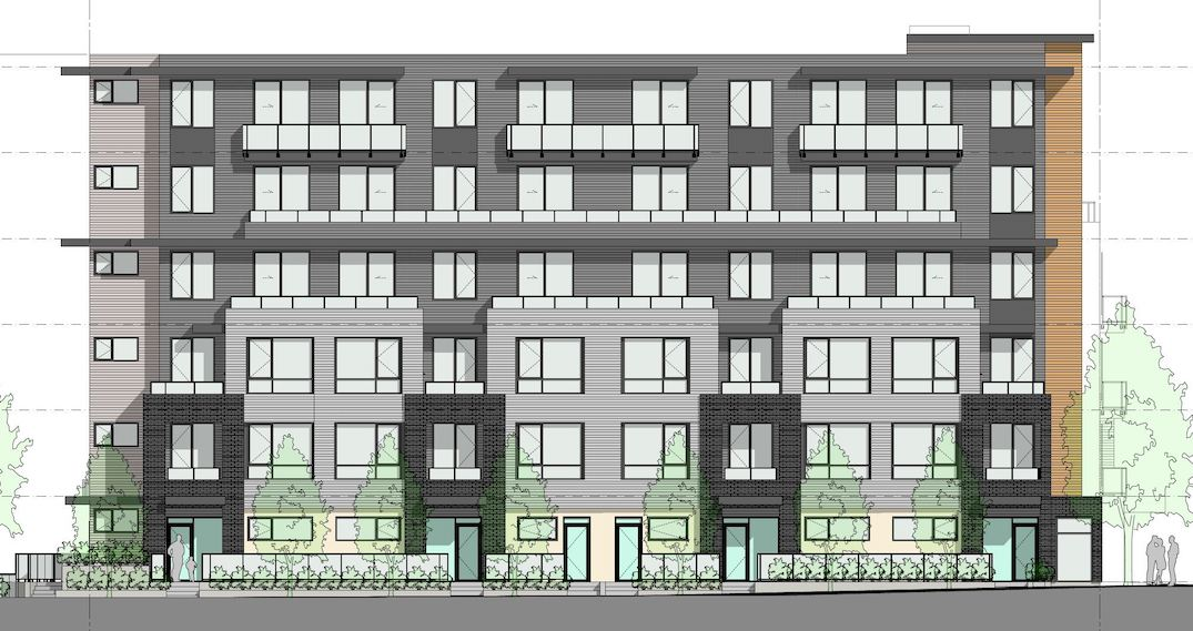 55 rental homes proposed for North Vancouver District