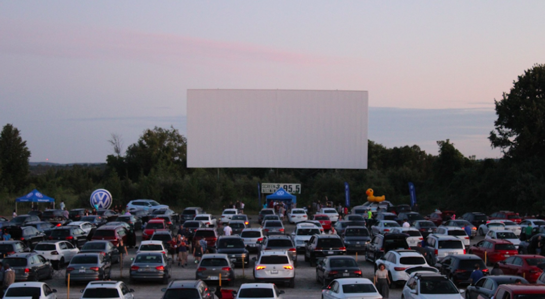 Drive-in theatres can officially reopen in Ontario