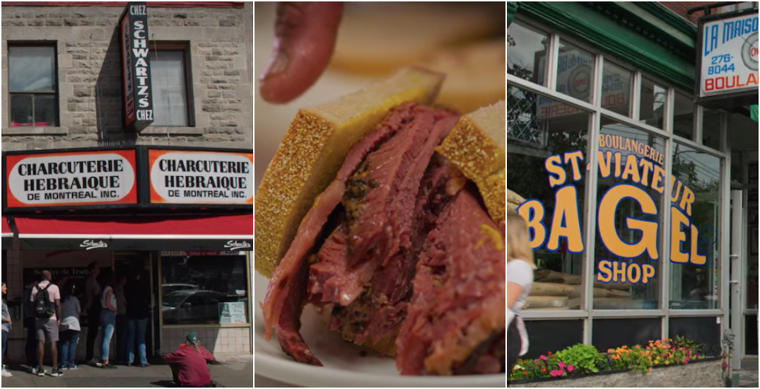 An episode about Montreal's food scene is now streaming on Netflix