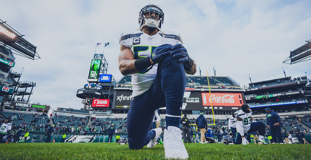 Seahawks' Bobby Wagner shares his experience at Seattle protest