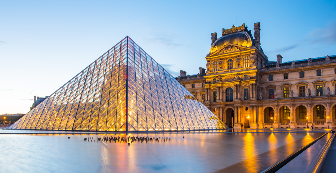 The Louvre Museum will reopen to the public next month