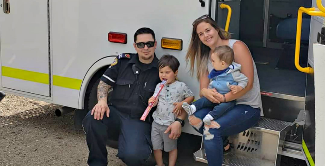 Everyday Hero: What it's like on the frontlines as a Canadian paramedic