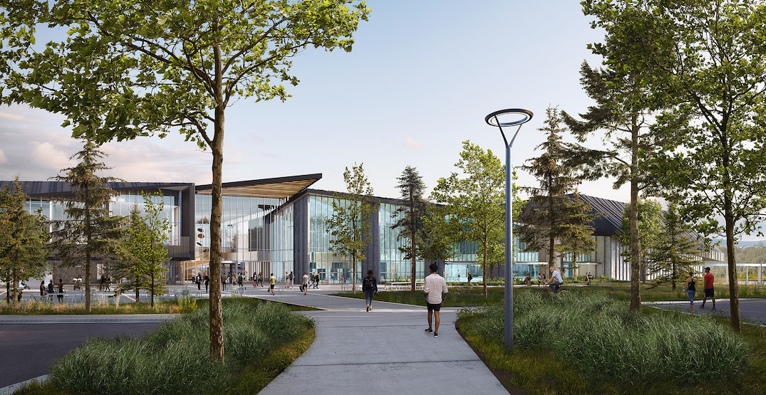 Fiscal crisis delays construction on $107 million New Westminster aquatic centre