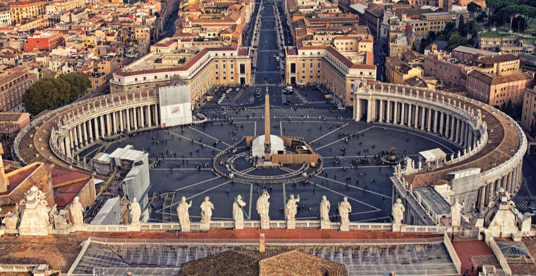 Pope Francis delivers first public service from Vatican City since lockdown