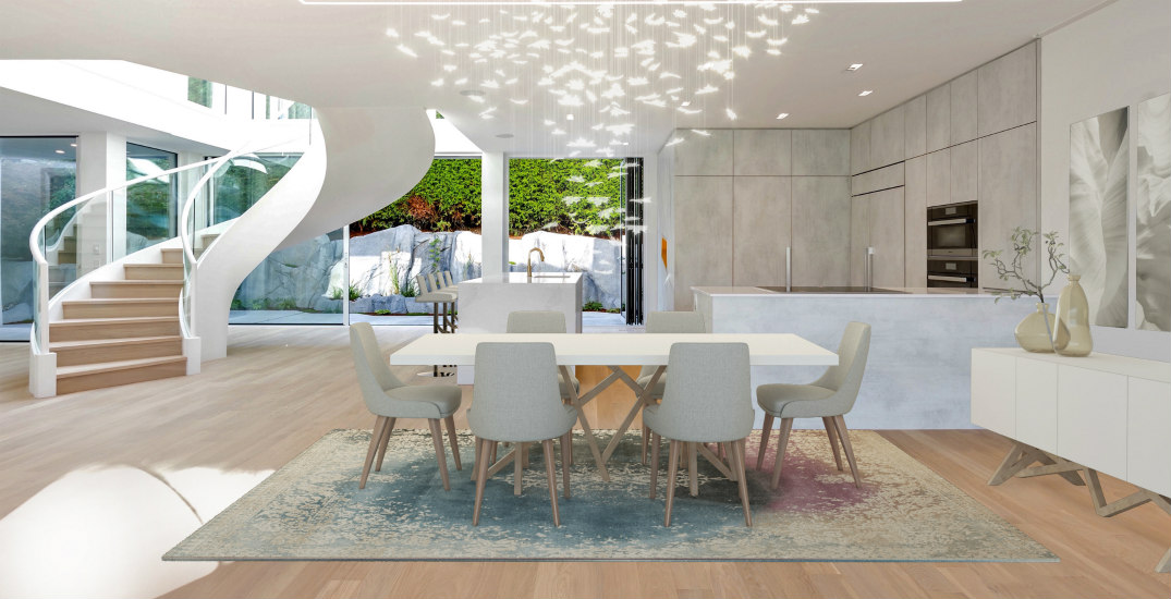 Win a $1,500 home design consultation at this online gala