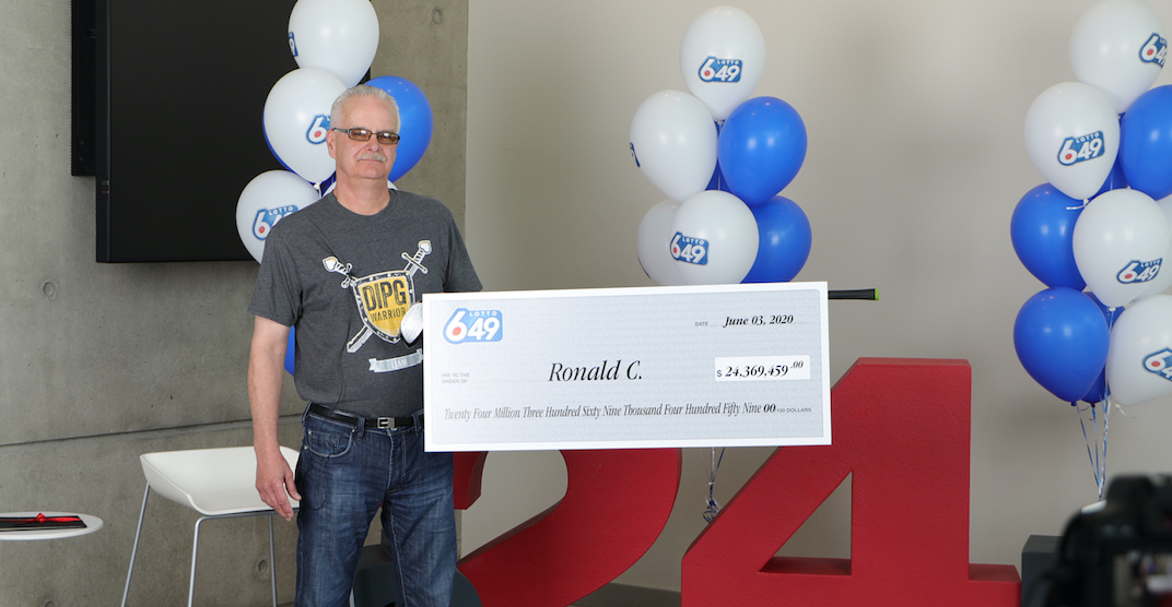 $24 million lotto jackpot winner retires immediately after finding out he won