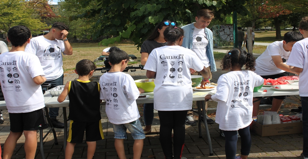 Camp for refugee children seeks donations as it transitions to online learning