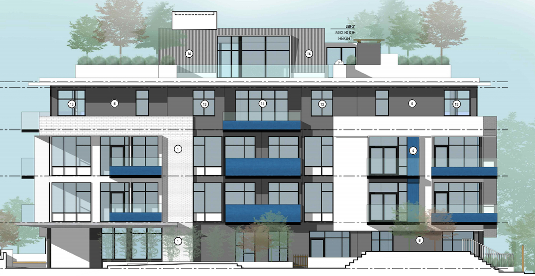 36 new homes replacing single-family dwellings near King Edward Station