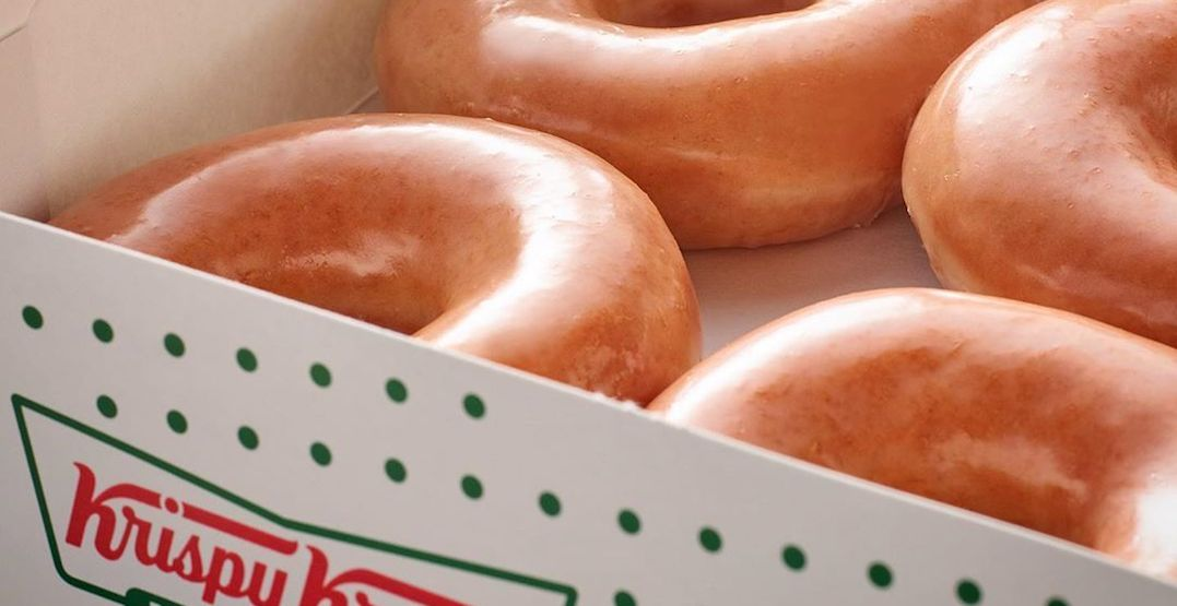 Krispy Kreme is coming to Scarborough this summer