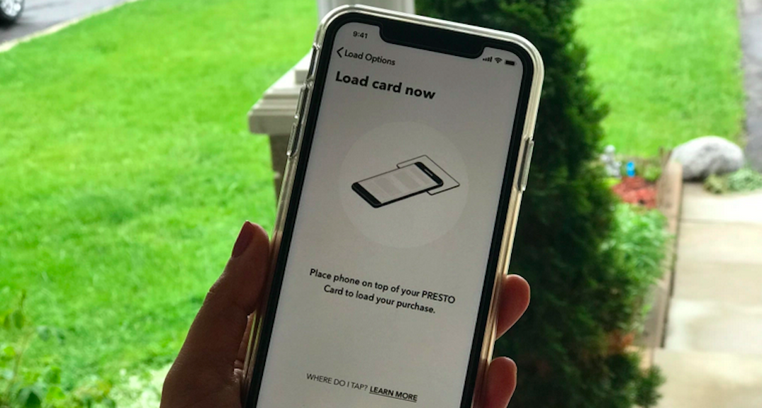 PRESTO removes $10 minimum payment when reloading on all platforms