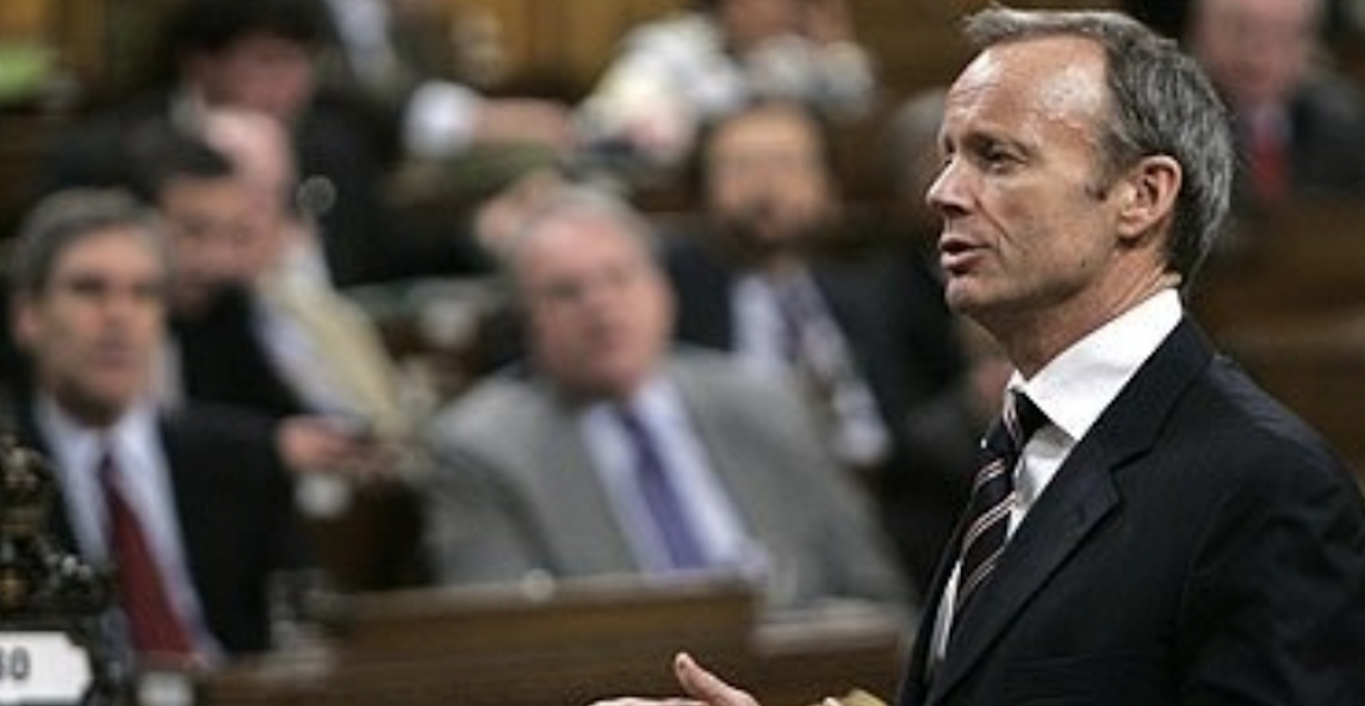 Stockwell Day resigns from a number of roles following comments on racism