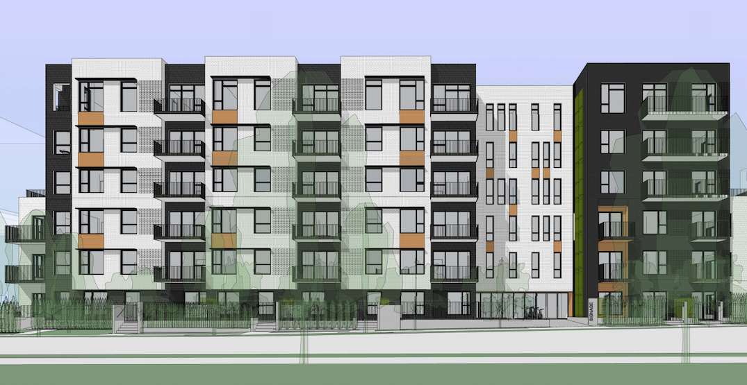 81 homes coming to land assembly on East Broadway near Nanaimo Street