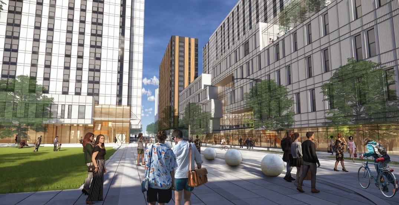 Coronavirus delays new $156-million UBC student housing complex