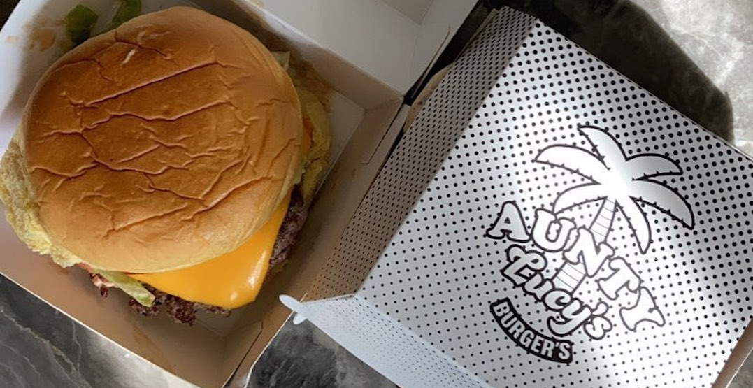 You can now order from Toronto's hottest new burger joint