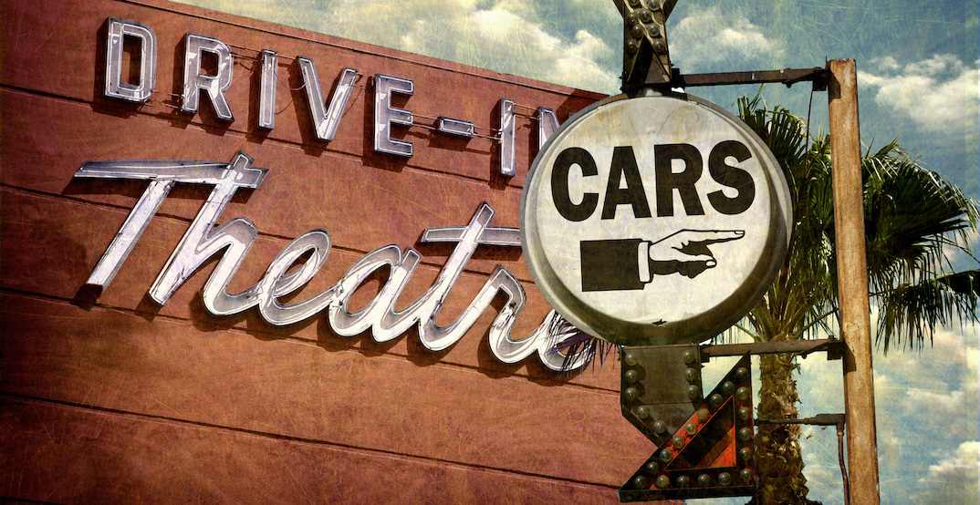 A convertible drive-in theatre is coming to Montreal this month