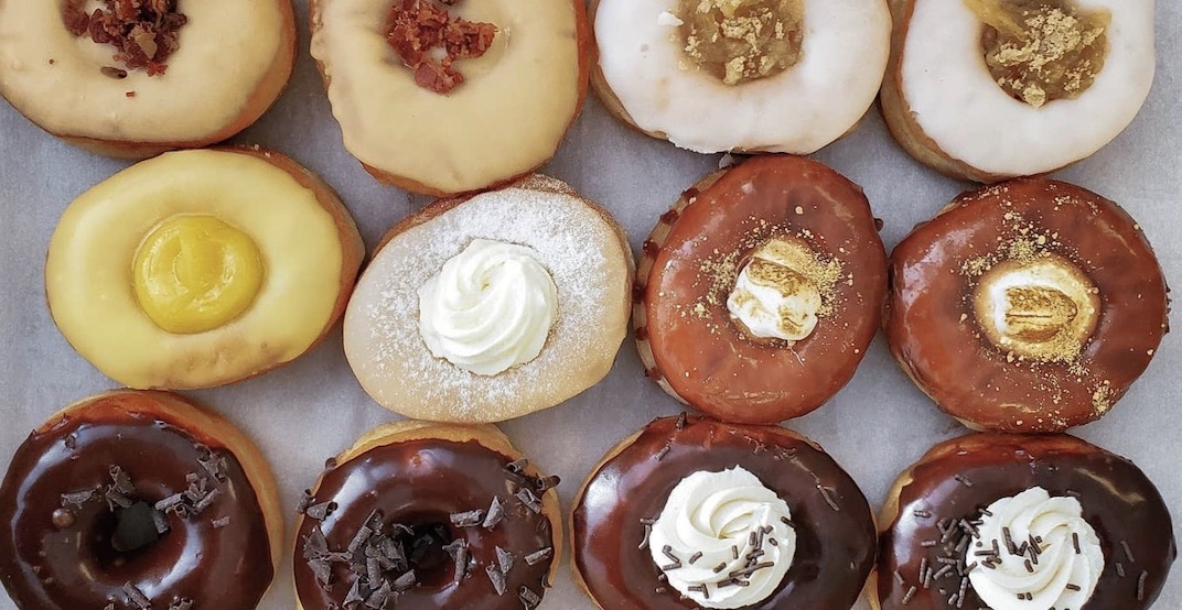 Jelly Modern Doughnuts is offering FREE treats on June 5