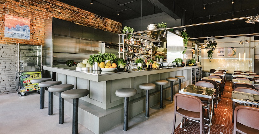 """Inside Vancouver's highly anticipated Vietnamese spot """"Lunch Lady"""" (PHOTOS)"""