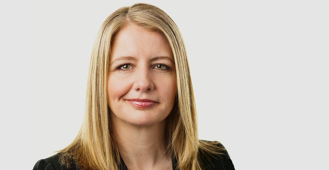 Vancity's Tamara Vrooman named the new chancellor of SFU