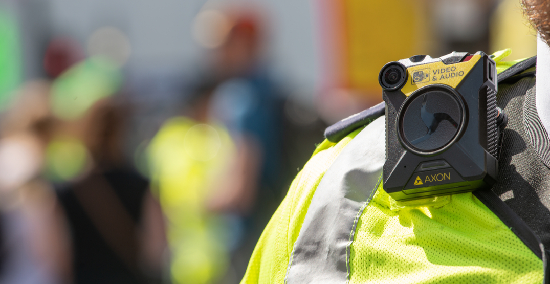 RCMP agrees to outfit some officers with body cameras
