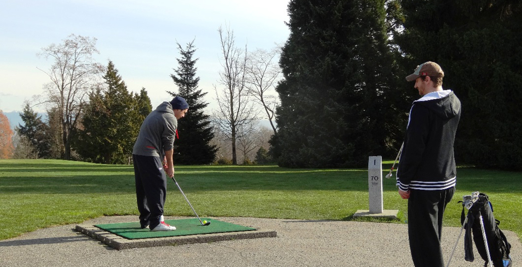 You'll be able to golf through the winter at these Vancouver courses