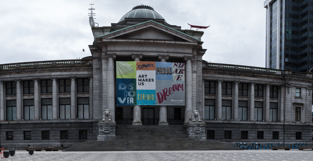 The Vancouver Art Gallery is officially reopening June 15