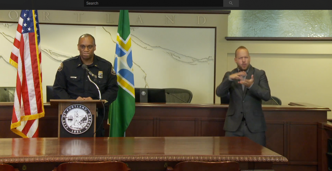 Jami Resch resigns as Portland police chief, appoints Chuck Lovell