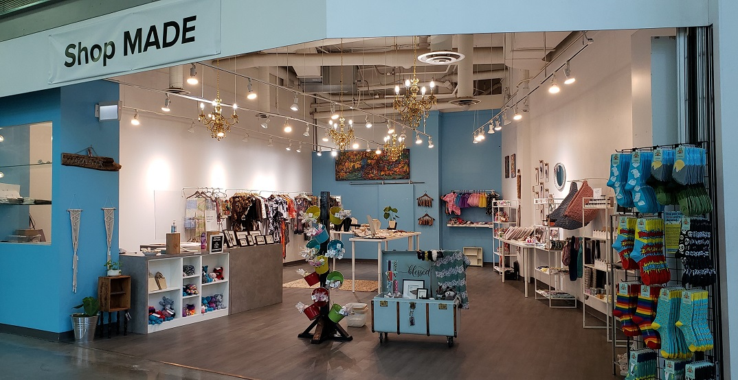 New store opens in Calgary to showcase locally made goods