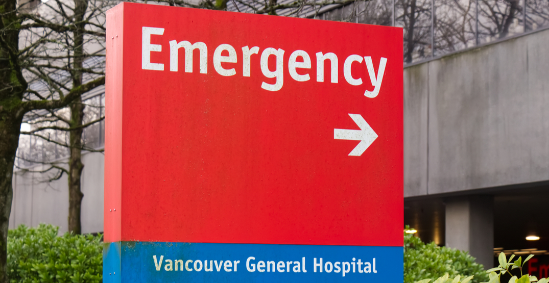 New time-out area created for frontline workers at Vancouver General Hospital