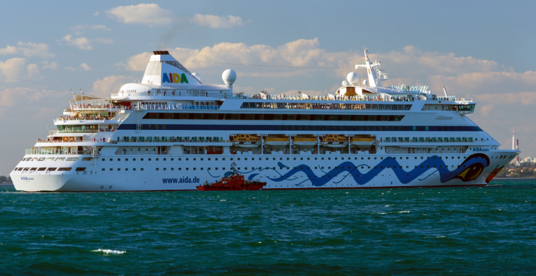 AIDA Cruises suspends service to US and Canada for the rest of the year