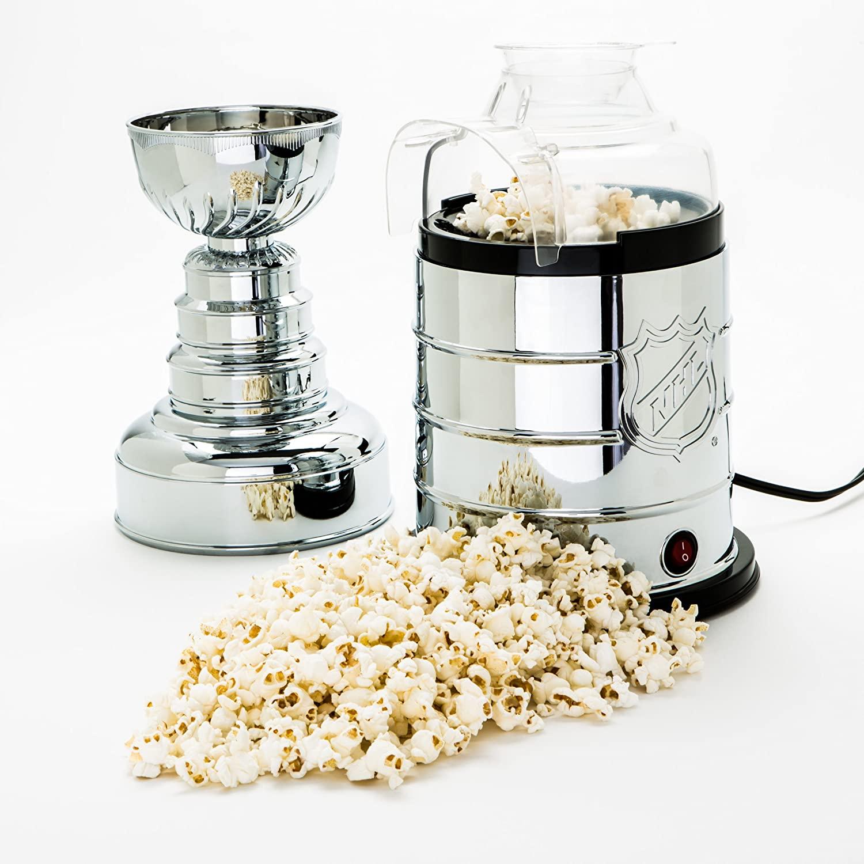 NHL Popcorn maker