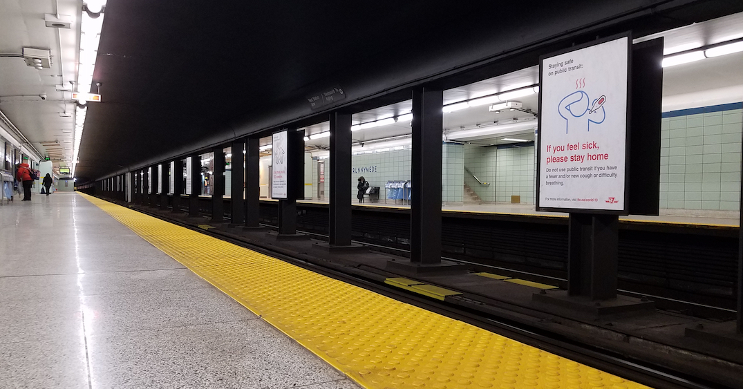 Over 60 TTC employees have now tested positive for coronavirus