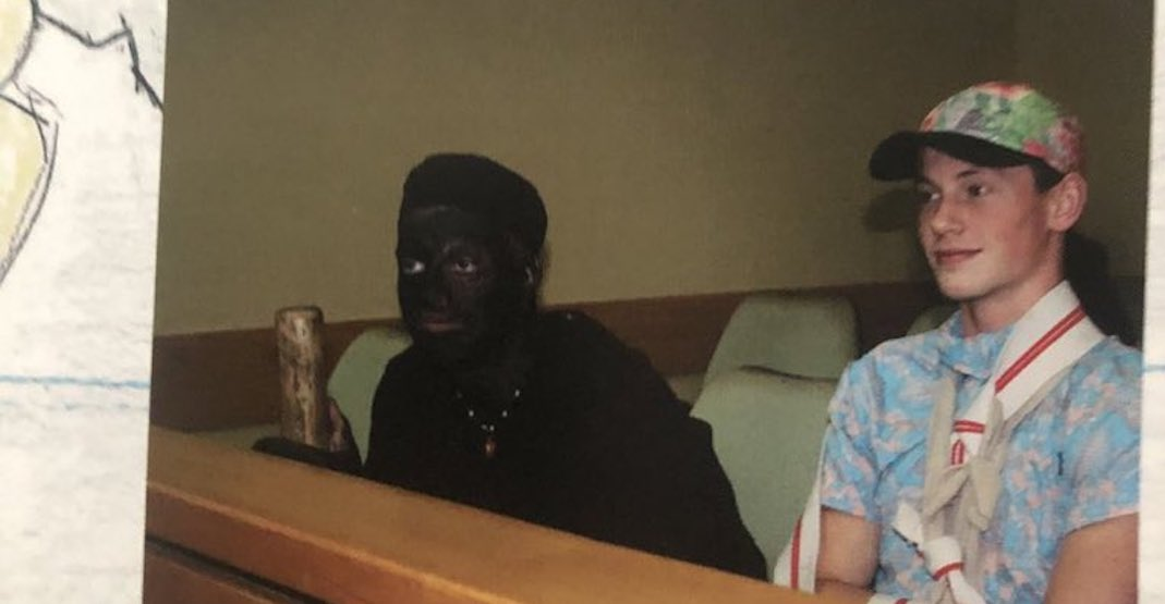 Chilliwack school apologizes for blackface photo in 2017 yearbook
