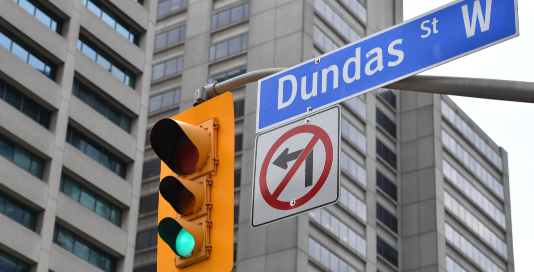 Petition launched to change name of Dundas Street in Toronto