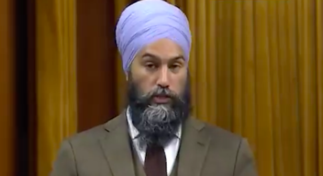 Jagmeet Singh wants Trudeau to extend the emergency relief benefit