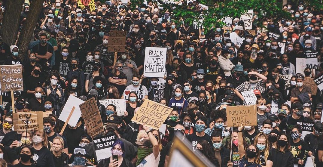 The Silent March and General Strike takes place in Seattle June 12