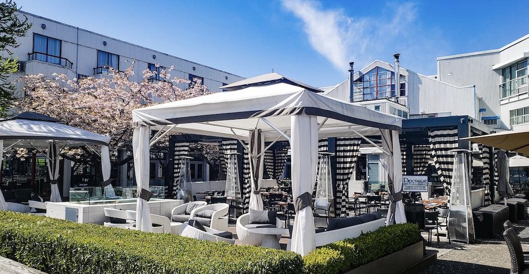 Granville Island's Dockside patio reopens for the season June 10