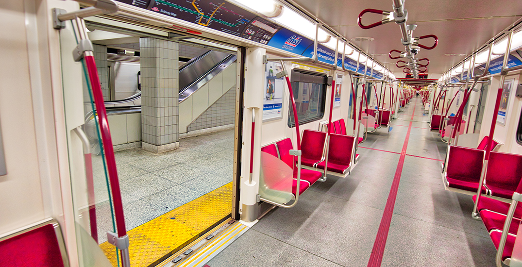 Several TTC subway stations will be closed this weekend