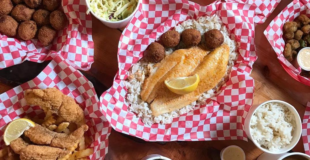 What to eat in and around Seattle today: Catfish Corner Express