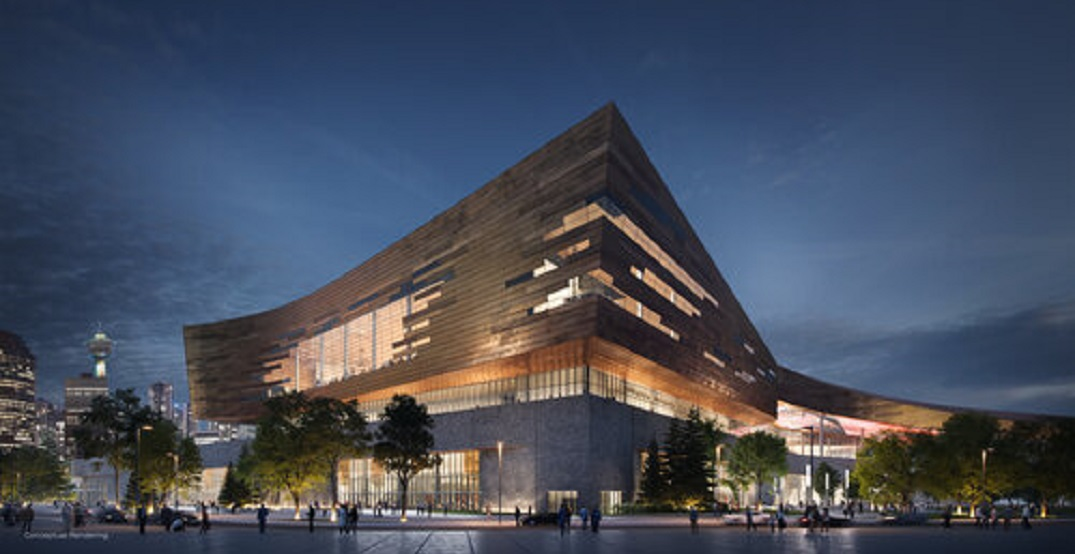 Here's a look at the $500 million BMO Centre expansion (RENDERINGS)